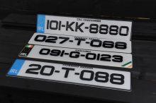 Custom Licence Plates
